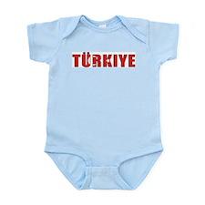 Turkey Infant Creeper