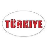 Country turkey Stickers