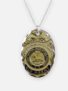 CID Agent badge Necklace