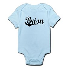 Brion, Aged, Infant Bodysuit