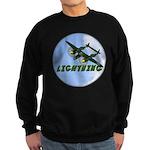 P-38 Lightning Sweatshirt (dark)