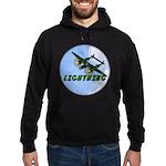 P-38 Lightning Hoodie (dark)