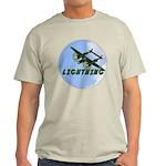 P-38 Lightning Light T-Shirt