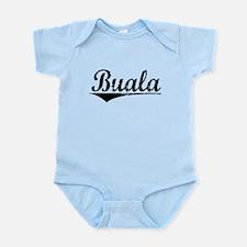 Buala, Aged, Infant Bodysuit