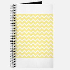 Light Yellow Zigzags. Journal