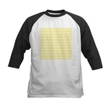 Light Yellow Zigzags. Tee