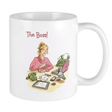 The Boss! Mug