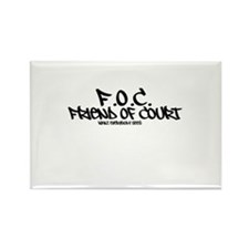 F.O.C. Friend Of Court What Everybody Sees Rectang