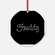 Freddy Spark Ornament (Round)