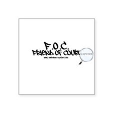 F.O.C. Friend Of Courtney and Her Friends Square S