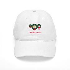 Lithuania Christmas 2 Baseball Cap