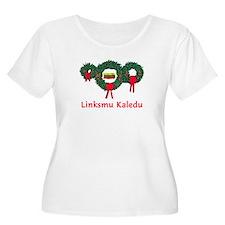 Lithuania Christmas 2 T-Shirt