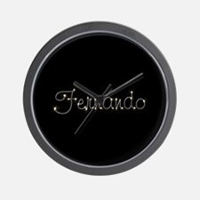 Fernando Spark Wall Clock