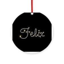 Felix Spark Ornament (Round)
