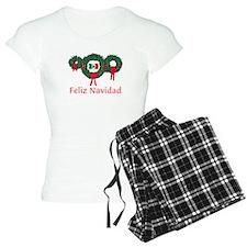Mexico Christmas 2 Pajamas