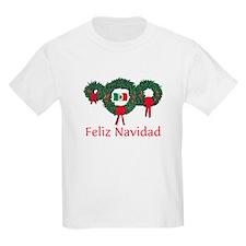 Mexico Christmas 2 T-Shirt