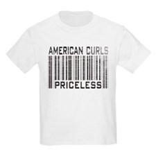 American Curl Cats Priceless T-Shirt