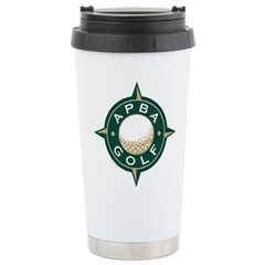 APBA Golf Travel Mug