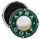 APBA Golf Magnet