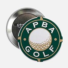 "APBA Golf 2.25"" Button"