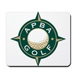 APBA Golf Mousepad