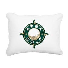 APBA Golf Rectangular Canvas Pillow