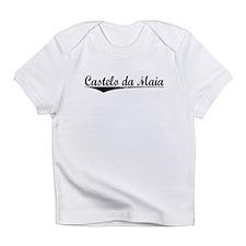 Castelo da Maia, Aged, Infant T-Shirt