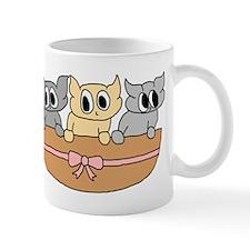 Three Kittens. Mug