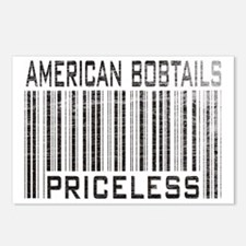 American Bobtail Cats Priceless Postcards (Package