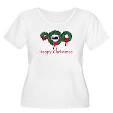 New Zealand Christmas 2 T-Shirt