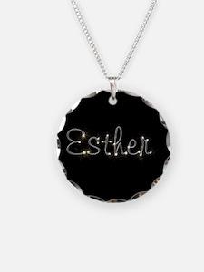 Esther Spark Necklace
