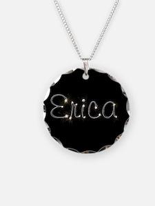 Erica Spark Necklace