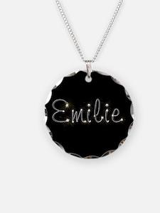Emilie Spark Necklace
