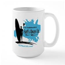 Surf's Always Up Mug