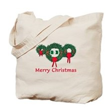 Nigeria Christmas 2 Tote Bag