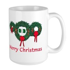 Nigeria Christmas 2 Mug