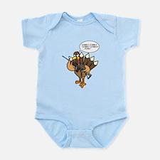 Turkey payback Infant Bodysuit