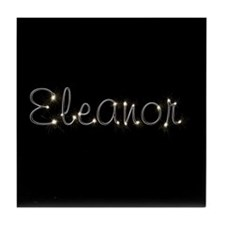 Eleanor Spark Tile Coaster