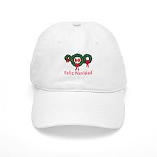 Peru Christmas 2 Baseball Cap