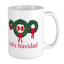 Peru Christmas 2 Mug