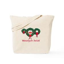 Poland Christmas 2 Tote Bag