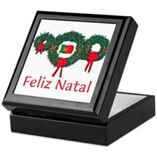 Portugal Christmas 2 Keepsake Box