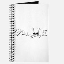 MX5 Skull Journal