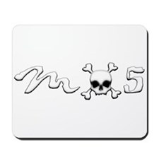 MX5 Skull Mousepad