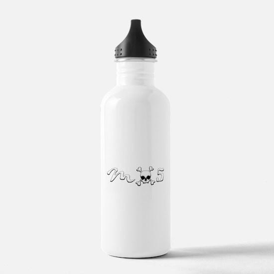 MX5 Skull Water Bottle