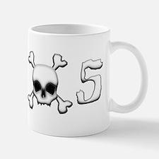 MX5 Skull Mug