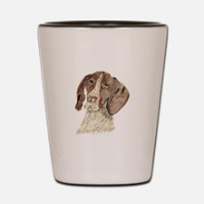 GSP Puppy Shot Glass