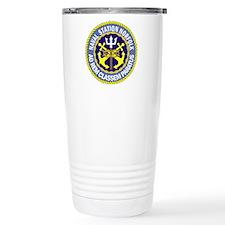 Naval Station Norfolk Travel Mug