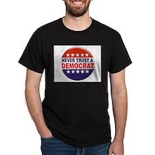 DEMOCRAT POLITICAL BUTTON T-Shirt