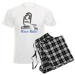 Macs Rule! Men's Light Pajamas